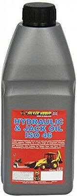 Silverhook SHRJ1 ISO 46 Hydraulic Oil, 1 Liter