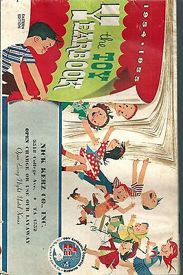 The Toy Yearbook, 1954-1955 , Eastern edition original Xmas catalog