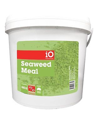 Independents Own iO Seaweed Meal Horse Equine Supplement 1kg - 4kg