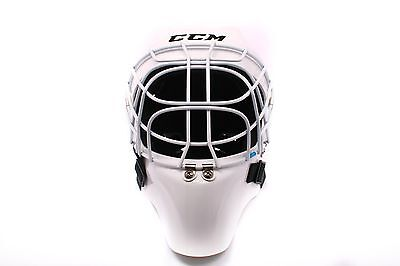 CCM 7000 Certifited Cat Eye Goalie Helmet Size Senior Hokejam.lv