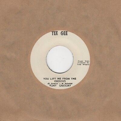 Tony Gregory - You Lift Me From The Ground / Some Sweet Day - Tee Gee  - Norther
