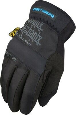 Mechanix Wear - FastFit Insulated Winter Touch Screen Gloves (Large, Black)