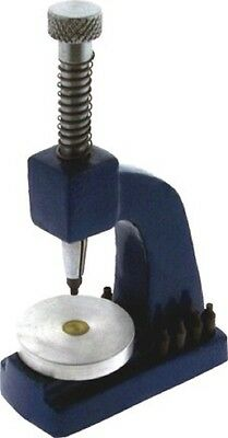 Watch Hands Presser Tool 9 Sizes of Stake Makes Fitting Hands Easy All Metal