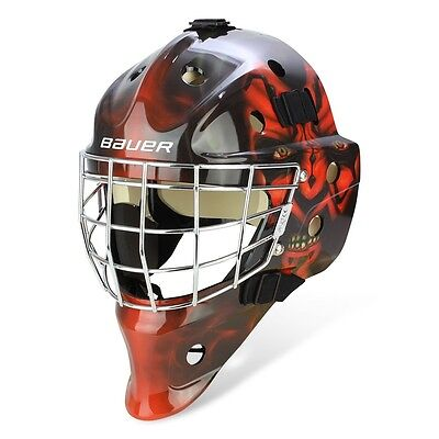 Bauer NME3 Star Wars Goalie Face Mask Size Senior Hokejam.co.uk