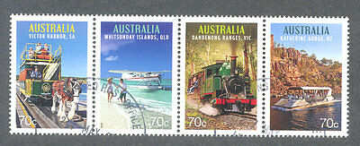 Australia- Tourist transport-Trains-Ship-