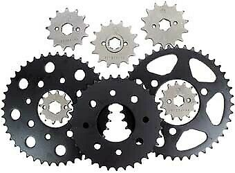 JT O-Ring Chain 18-43 Sprocket Kit for Suzuki GSF1250S Bandit 2007-2010