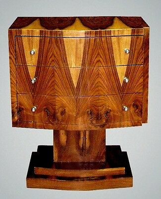 MASTERPIECE  Art Deco style COMMODE Chest