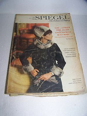 Vintage 1968 Fall and Winter Spiegel Catalog 674 Pages