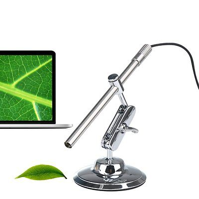 Shekar Portable Android USB Microscope Endoscope Inspection Camera with 10-200X