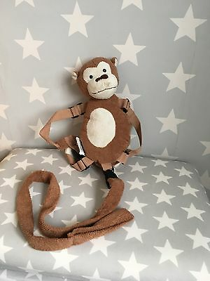 Goldbug Monkey Harness Reins Toddler Backpack with Reins