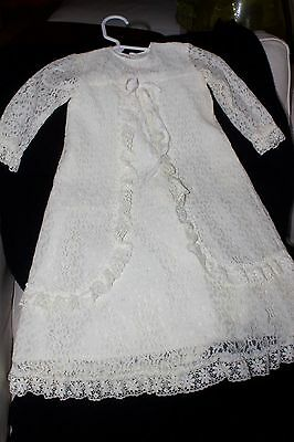 Vintage   baby christening Gowns