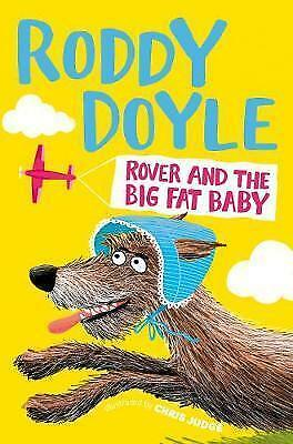 Rover and the Big Fat Baby (Giggler 4), Doyle, Roddy, New Book