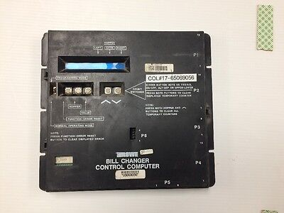 Rowe BC- Bill Changer Control Computer 65069056