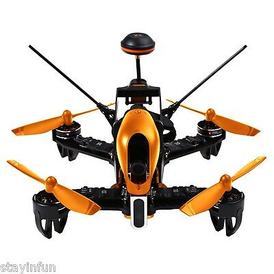Walkera F210 - 3D 5.8G FPV HD Camera 7 Channel 2.4G Quadcopter with Upgraded OSD
