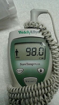 welch allyn thermometer