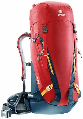 Deuter Guide 35 Plus -Solid backpack for a true mountain expert