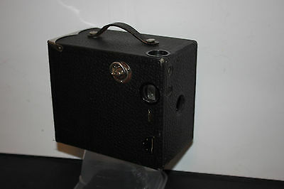 (Aa-10864, B18)  Antique Buster Brown Camera, Untested, Estate Find, Great Cond