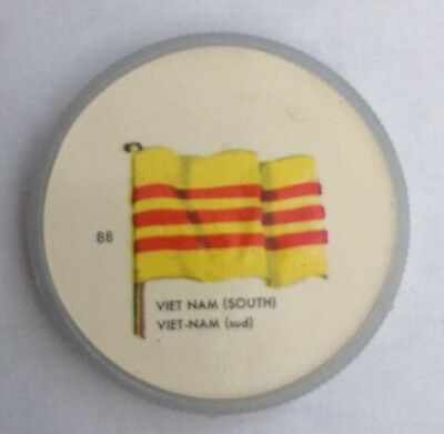 General Mills Flag Coin #88 South Viet Nam