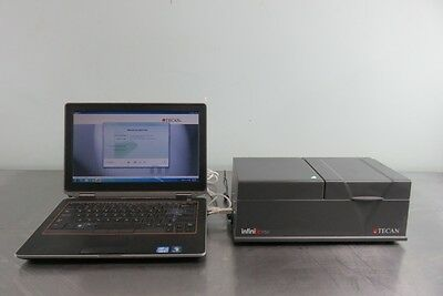 Tecan Infinite F50 Absorbance Microplate Reader with Computer and Warranty