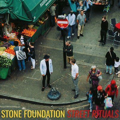 STONE FOUNDATION (Paul Weller) Street Rituals  LP Limited Edition Nuovo
