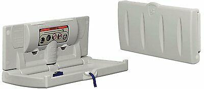 Continental 8252-H White Horizontal Baby Changing Station Nib