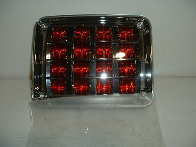 Weldon Diamondback Led Light #v79W-C10R-3 New Red