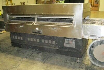 Conveyor Pizza Oven Gas Middleby Marshall No Reserve