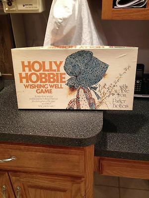 Vintage 1976 Parker Brothers HOLLY HOBBIE Wishing Well Board Game New Very Rare