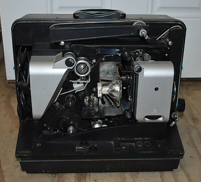 Singer Instaload XL 16mm Film Projector with Case