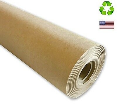 "Kraft Paper Roll Sheet Packaging Packing Shipping Mailing Wrapping 1200"" x 30"""