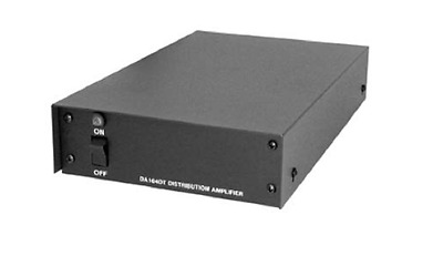 Pelco Video Distribution Amplifier DA104DT