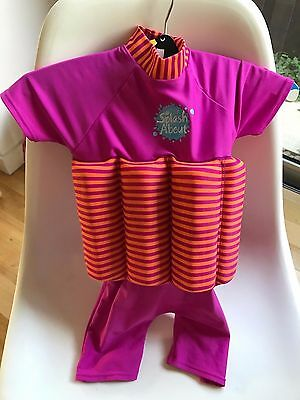 Splash About Floatsuit (girls 1-2yrs)