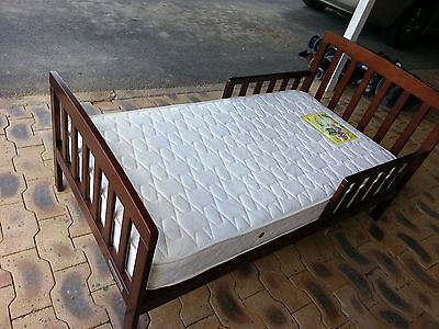 Childcare brand Toddler Bed + Baby Bunting InnerSpring Mattress