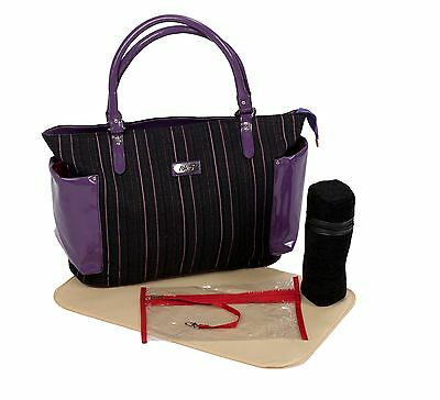 New Waterproof Multifunction Baby Diaper Nappy Changing Bag / Travel Bag
