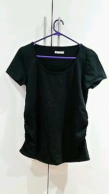 Maternity top size 12