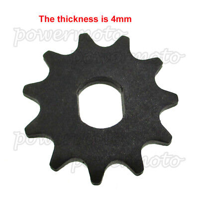 Electric Scooter 11 Tooth Sprocket T8F Chain For Motor Pinion Gear MY1020 Motor