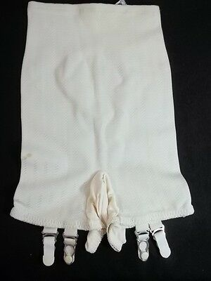 Vintage Girdle Betsy Ross Foundations s Panty Garters