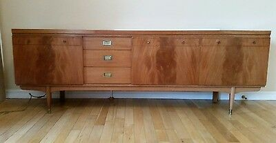 Greaves and thomas 1966 vintage/retro 1960s sideboard