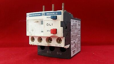 Telemecanique Lrd08 2.5A - 4A Overload Relay