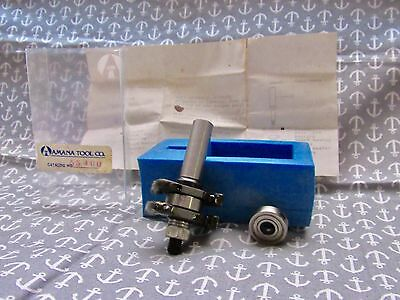Amana Tool 55400 Tongue & Groove Router Bit Set ~ Dia 1-5/8 Cut Height 3/4