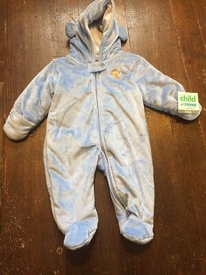 Brand New BaBy Bunting Carter's Size 3-6 months Baby Boy Outfit