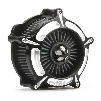 For Harley Spike Air Cleaner Intake Filter Sportster XL 883 1200 48 72 1991-2014