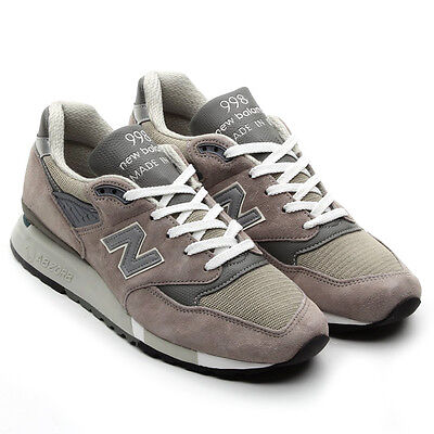 """New Balance M998 Grey """"bringback"""" Collection Made In The Usa"""