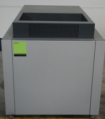 ECRM/Purup-Eskofot/Mitsubishi DPX 2 CTP Innentrommel System - 2540dpi