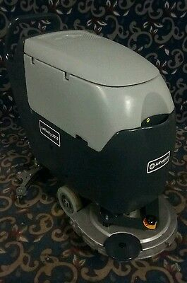 "Advance 20"" automatic floor scrubber with NEW batteries and FREE shipping"