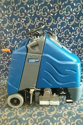 "Windsor Chariot I-extract 24"" ride on carpet cleaner with FREE shipping"