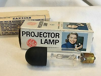 CLS GE Projector Lamp Bulb will replace CLS 300w 120-125v NOS