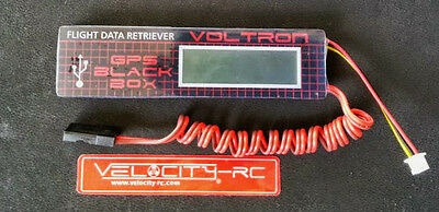 Voltron GPS Speed and Altitude Logger V3 with Mapping!