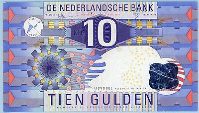 wc047: Netherlands 10 Gulden 1-7-1997