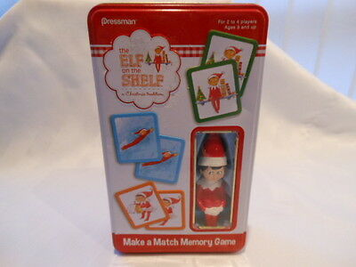 The Elf on the Shelf Memory Match Card Game